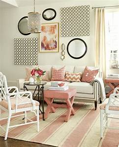 Moderne Wohnungseinrichtung Ideen : 60 wohnungseinrichtung ideen die fr hlingsfarben in der inneneinrichtung ~ Markanthonyermac.com Haus und Dekorationen
