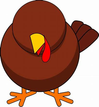 Turkey Without Eyes Clip Clipart Clker