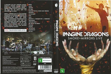 smoke and mirrors mmp dvd encartes pop dvd imagine dragons smoke mirrors live