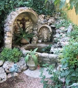 cool backyard garden grotto... (Grand Prize winner in The ...