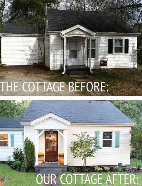 Cottage Exterior On Pinterest