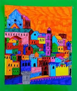 Art, Reinterpreted, The, City, Of, Giotto, U2013, Arte, A, Scuola
