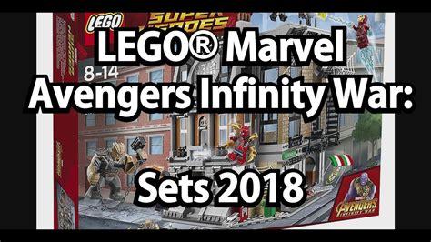 neue lego sets 2018 neue lego sets 2018 zu marvel infinity war