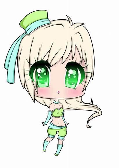 Kawaii Garotas Anime Meninas Bonequinhas Pngs Creditos