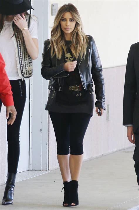 Kim Kardashian & Kendall Jenner - Childrens Hospital in ...