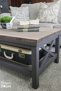 best 25 coffee tables ideas only on pinterest diy With gray wood coffee table set