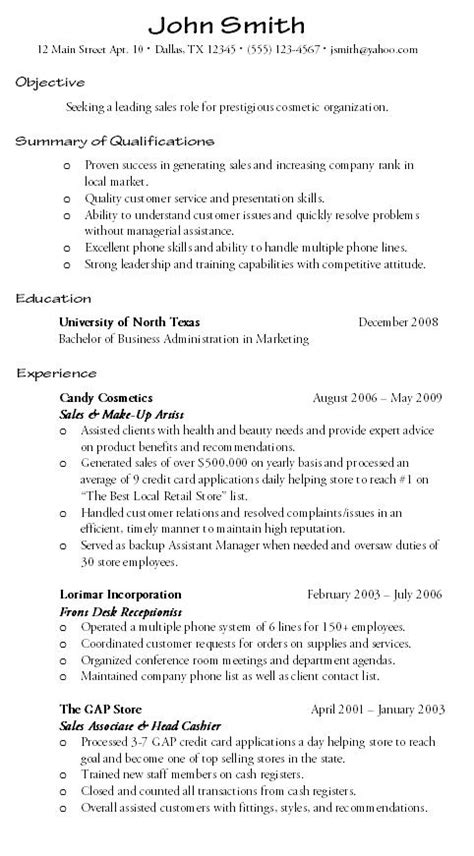 Customer Service Resume Sample - Hire Me 101