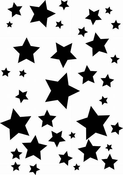 Stars Clipart Cluster Royalty Library Transparent Nicepng