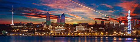 Baku is on the coast of the caspian sea on the southern tip of the absheron peninsula. Baku City Sightseeing Tour