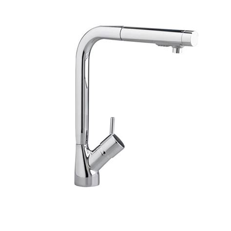 standard pull out kitchen faucet culinaire hi flow pull out kitchen faucet standard
