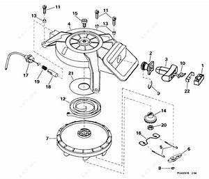 Johnson 1999 8 - J8rxeem  Rewind Starter