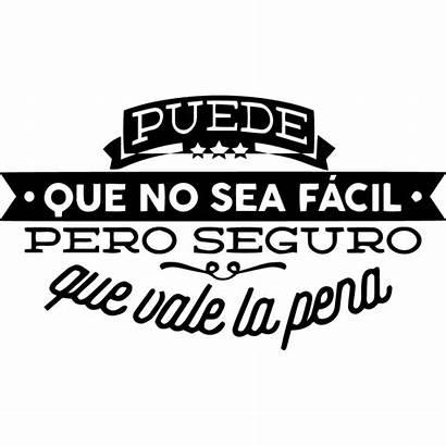 Citation Espagnol Amour Stickers Deco