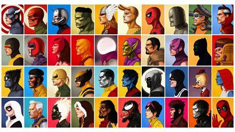 magneto wolverine luke cage marvel comics hulk