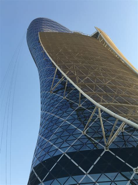 review hyatt capital gate abu dhabi  gem   category