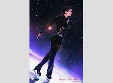 Yuri on ice Happy New Year!!! by Taiss14 on DeviantArt