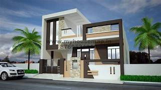 Exterior Design Of House In India by Modern Elevation Design Of Residential Buildings House Map Elevation Exte