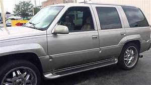 2002 Cadillac Escalade With Alarm With Remote Start