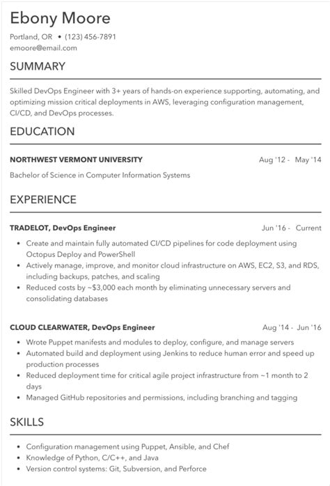 Resume Examples and Sample Resumes for 2020 | Indeed.com