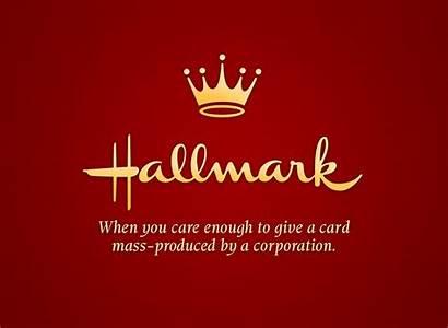 Funny Slogans Advertising Company Hallmark Ads Cards