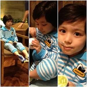 Nichkhun Look-a-like Mason Moon Is Growing Up Fast! | Soompi