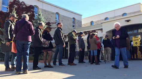 les bureaux de vote les électeurs winnipégois signalent plusieurs problèmes