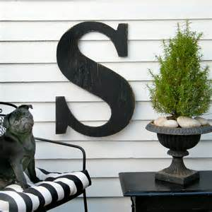 """24"""" Extra Large Letter Wall Decor Wooden Letter Big Letters Dorm Decor Wedding Must Have"""