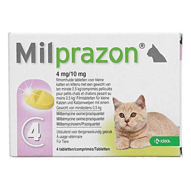 milprazon dewormer cat  tablets