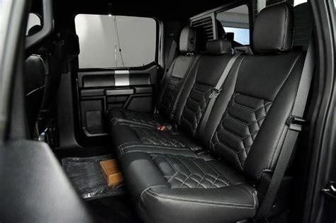 baja leather designs ford starwood custom add baja leather nav navi fox shocks