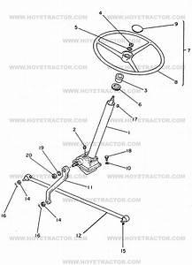 Steering External  Yanmar Tractor Parts