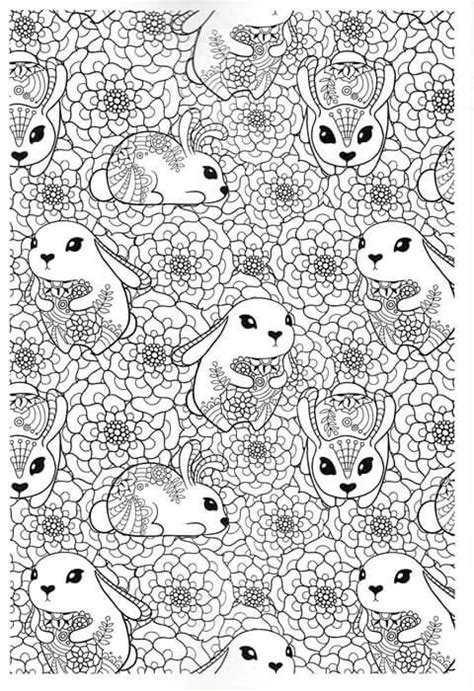 Minimoomis Kleurplaat by Bunny Coloring Page High Fiber Textiles Textures