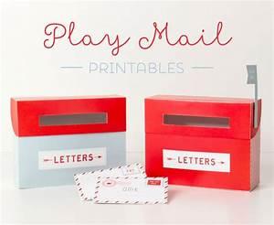 Gift Im Briefkasten : free mail box printables printables for kids pinterest mail boxes free mail and snail mail ~ Eleganceandgraceweddings.com Haus und Dekorationen