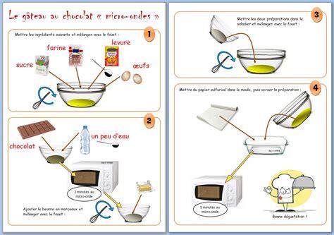 recette de cuisine micro onde amiscol gâteau au chocolat micro onde