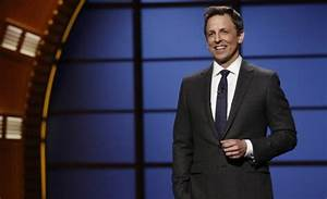 Seth Meyers to Host the 75th Golden Globe Awards | mxdwn ...