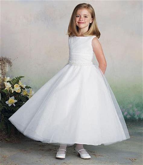 joan calabrese  mon cheri girls white dress