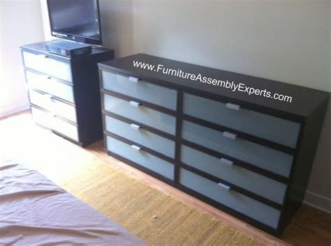 ikea hopen 8 drawers dresser assembled in baltimore md by