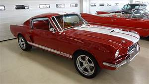 1965 Ford Mustang Fastback GT 350 Tribute Stock # 805991 for sale near Columbus, OH | OH Ford Dealer