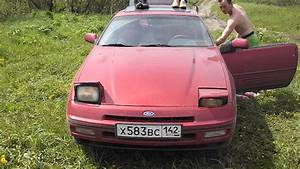 U041e U0442 U0434 U044b U0445  U0438 Ford Probe Gt Turbo 1988  U0433  U0432