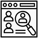 Icon Research User Observation Friendly Icons Data