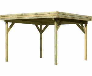 Pavillon Holz Flachdach : karibu flachdach pavillon gr e 2 3 x 3 m ab 595 00 preisvergleich bei ~ Orissabook.com Haus und Dekorationen