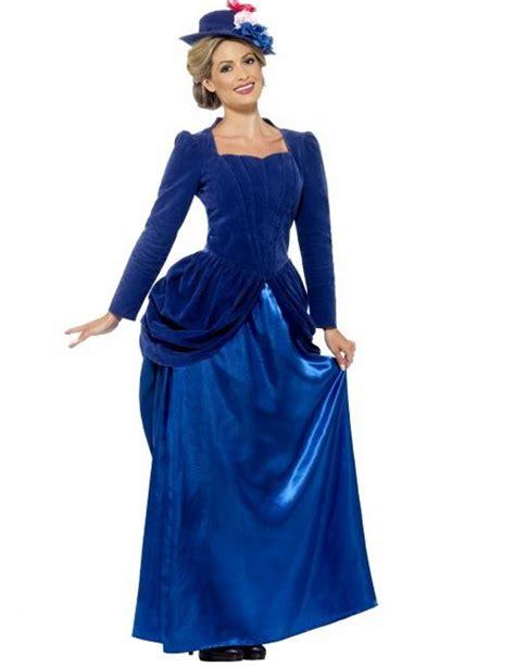 damen kostüm prinzessin viktorianische prinzessin damen kost 252 m blau kost 252 me f 252 r erwachsene und g 252 nstige