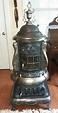 Antique cast iron Acorn Oak 150 parlor stove | Stove, Pot ...