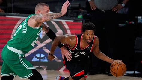 NBA Playoffs: Raptors force Game 7 against Celtics with ...