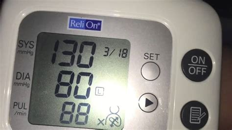 RELION VS OMRON WRIST BLOOD PRESSURE MONITOR - YouTube