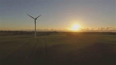 Wind Cinemagraph Power Strategy Solar Turbine Working