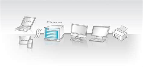 Universal File Server Ub64