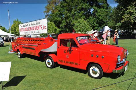 crosley model cd fire truck conceptcarzcom