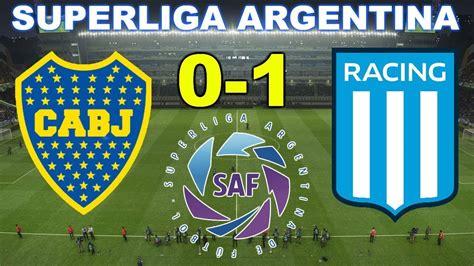 Juan antonio pizzi away manager: BOCA JUNIORS vs RACING CLUB 0-1 | LIGA ARGENTINA - 18/10/19 Partido Completo HD - YouTube