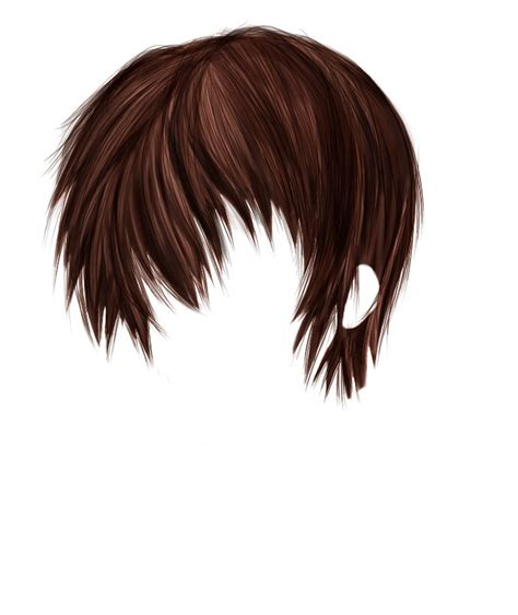 Cool Anime Hairstyles by 30 Hairstyles For School Slodive