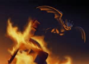 Night Fury Dragon