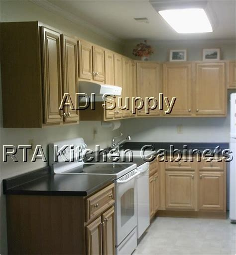 kitchen cabinets rta all wood granger54 all wood rta kitchen cabinets butter maple 8131